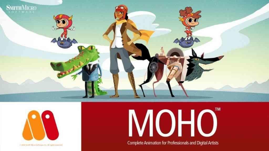 moho-anime-studio