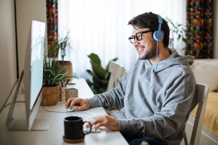 online gaming world