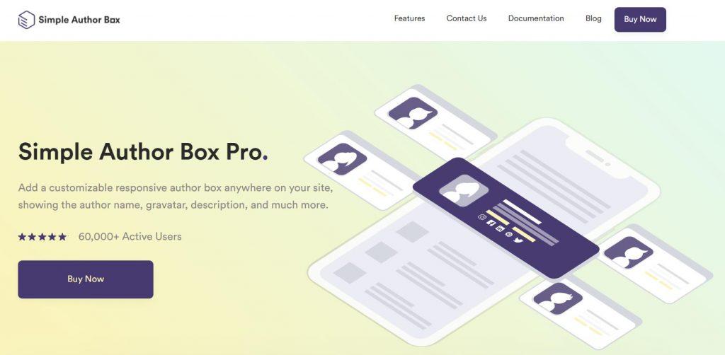 Simple Author Box Guest Plugin